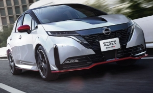 El Nissan Note Aura Nismo, un Hatch híbrido más deportivo para Japón