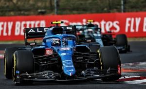 Esteban Ocon logra su primera victoria en F1 'gracias' a Fernando Alonso en un legendario GP de Hungría