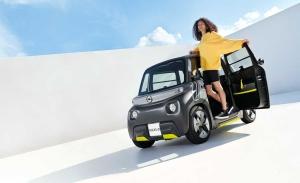 Opel Rocks-e: el Citroën AMI, rebautizado y con un estilo más exótico