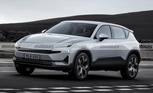 Nuevo adelanto del futuro Polestar 3, el SUV eléctrico deportivo para 2022
