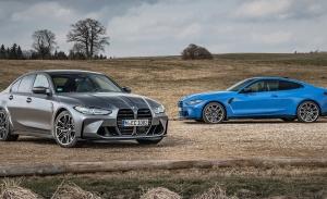 Los nuevos BMW M3 y M4 Competition con tracción M xDrive ya tienen precio