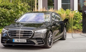 Mercedes S 580 e, la nueva berlina híbrida enchufable de superlujo ya tiene precios