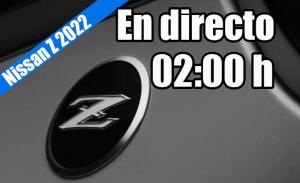 Sigue en directo la presentación del Nissan Z desde Estados Unidos
