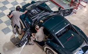 Así se fabrica el nuevo Hurtan Grand Albaycín, el deportivo basado en el Mazda MX-5