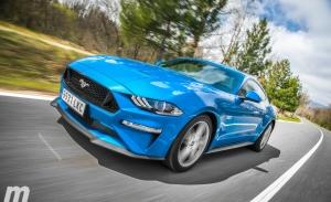Prueba Ford Mustang GT 2021 ¡Dios bendiga a América!