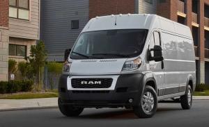 RAM ProMaster 2022, la furgoneta americana se renueva y estrenará versión eléctrica