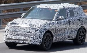 El nuevo Range Rover Sport SVR, un SUV de altas prestaciones, ya está en desarrollo