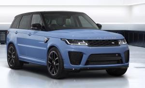 Range Rover Sport SVR Ultimate Edition, buscando la versión definitiva