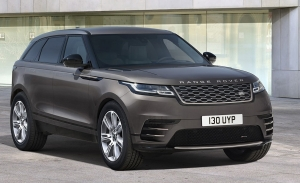 Range Rover Velar 2022, la gama se renueva y estrena la edición limitada Auric Edition