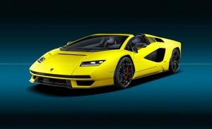 ¿Habrá un Lamborghini Countach Roadster? Estos renders adelantan esta variante abierta
