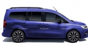 Renault Kangoo Combispace 2022, una furgoneta de 7 plazas y con versión eléctrica