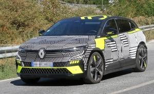 Las últimas pruebas del Renault Mégane E-Tech Electric antes de su presentación