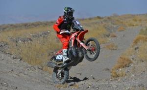 Ricky Brabec termina en segunda posición la Vegas to Reno 2021
