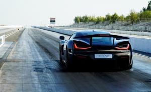 El nuevo Rimac Nevera establece un nuevo récord en una prueba de 1/4 de milla