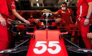 Sainz y los eSports: «Prefiero invertir mi tiempo en trabajar con el coche»