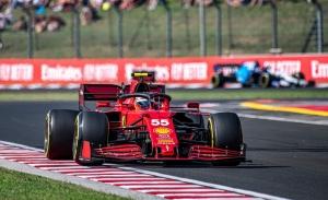 Sainz: «He vencido a todos mis compañeros, no me importaría serlo de Alonso»
