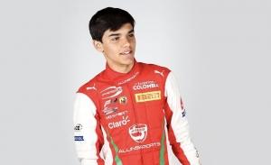 Sebastian Montoya disputará el 'rookie test' del WEC en el LMP2 de su padre