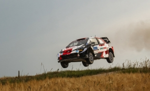 Sébastien Ogier busca dar otro golpe en la mesa en el Ypres Rally