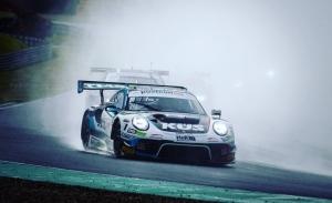 Timo Bernhard valora competir con los Porsche del Team 75 en el DTM