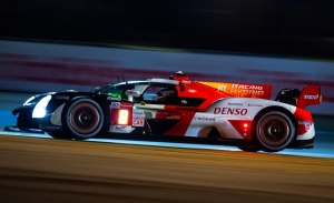 El Toyota #8 se anota los últimos libres de las 24 Horas de Le Mans