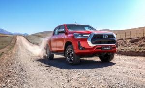 Toyota intercambia coches por cosechas en Brasil