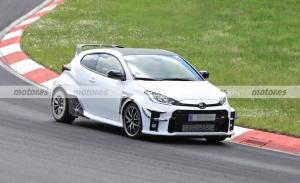 El GRMN Yaris 2022 vuelve a Nürburgring con una nueva tanda de pruebas