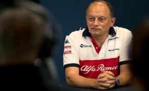 Vasseur, decepcionado con Alfa Romeo a pesar de ser el equipo más mejorado