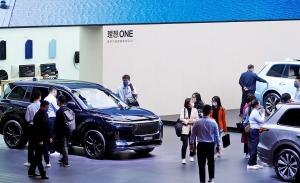 China - Julio 2021: El mercado modera su caída y el coche eléctrico sigue al alza