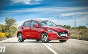 Colombia - Julio 2021: El Mazda2 sorprende y regresa al Top 10