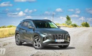 Holanda - Julio 2021: El nuevo Hyundai Tucson escala puestos