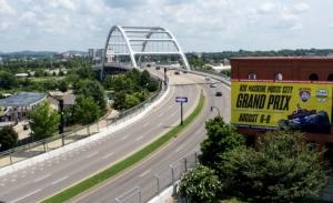 Descubre el nuevo e inusual circuito urbano de Nashville con Romain Grosjean