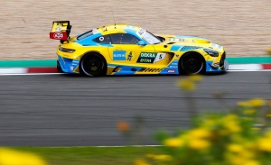 Vincent Abril y Luca Stolz dejan su sello en los libres del DTM en Nürburgring