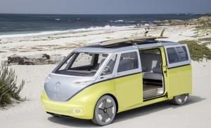 Baile de nombres para las diferentes variantes del Volkswagen ID. Buzz de producción