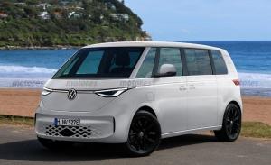 Adelantamos diseño y detalles del Volkswagen Bulli 2022, el monovolumen eléctrico