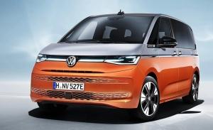 El futuro Volkswagen Multivan California ofrecerá tracción total en 2024