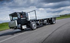 Volvo Volta Zero, los prototipos del camión eléctrico sueco empiezan sus pruebas