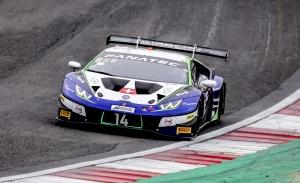 27 vehículos GT3 cierran la Sprint Cup del GTWC Europe 2021 en Valencia