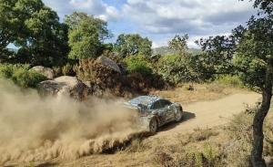 Adrien Fourmaux ve los test del Ford Puma Rally1 como válvula de escape