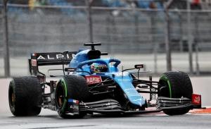 Alonso, mejor clasificación del año: «Y bastante por delante de Ocon»