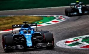 Alonso y Alpine caen de nuevo en Q2: «A ver qué podemos hacer al sprint»