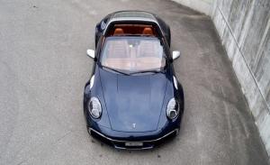El Porsche 911 Targa pasa por las manos de Ares Design con un resultado único