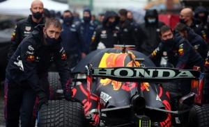El arma secreta que Red Bull estrenó en Spa: las nuevas baterías de Honda