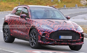 Aston Martin DBX S, la versión más radical del SUV británico está en marcha