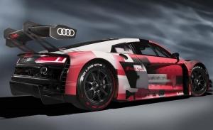El Audi R8 LMS GT3 Evo II debutará en las 24 Horas de Barcelona