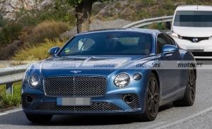 Los clientes de Bentley insisten en el lanzamiento del Continental GT Hybrid