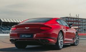 El exclusivo Bentley Continental GT Speed se hace más deportivo con Akrapovič