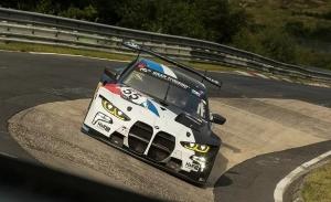 El BMW M4 GT3 debuta sin contratiempos en el Nordschleife