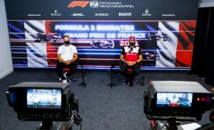 Bottas, consciente de que en Alfa Romeo necesitará «otra mentalidad»