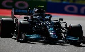 Bottas repite al frente de los segundos libres y Mercedes encarrila un fin de semana soñado