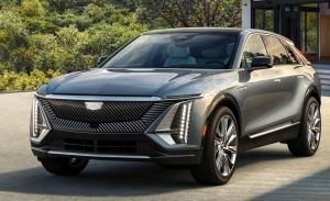 El nuevo Cadillac Lyriq llegará a China en 2022